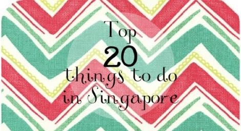 20 things