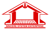 sincere system logo (tent)