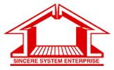 sincere system logo (tent)