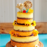 Tips on choosing a wedding cake to complement your wedding theme [Part 1]